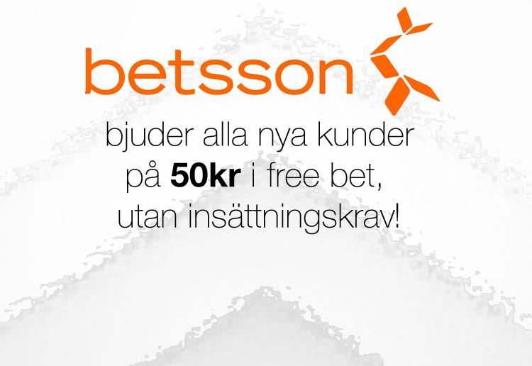 Betsson-offer