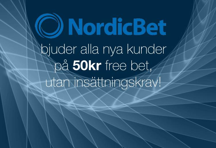 Nordicbet-offer